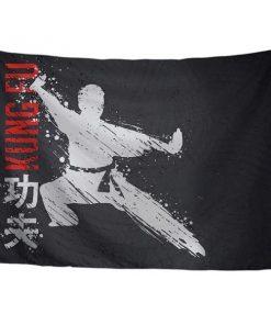 Martial Art Wandbehang